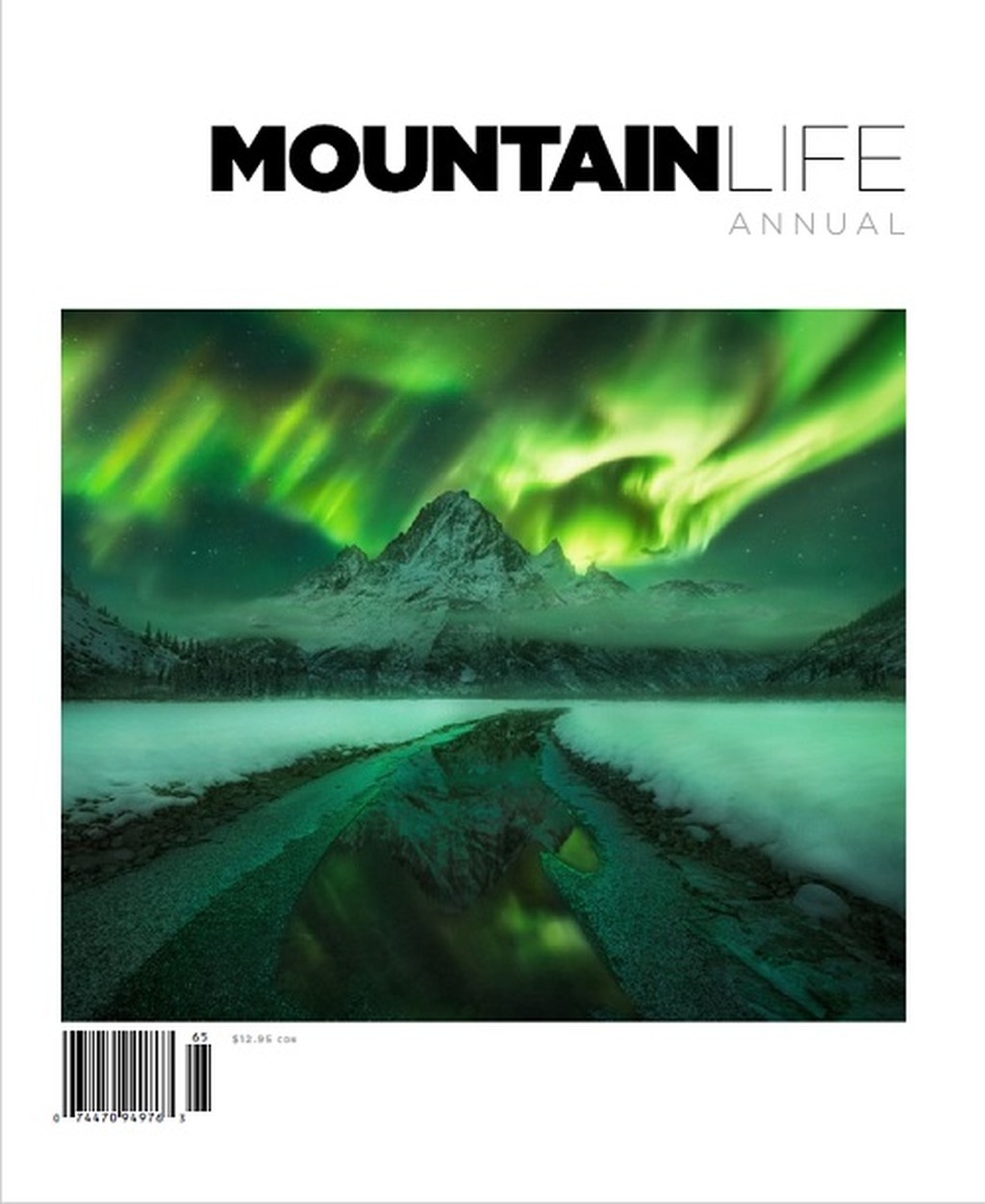 Mountain Life magazine cover