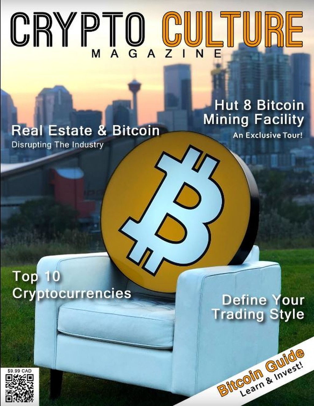 Cover of Crypto Culture magazine