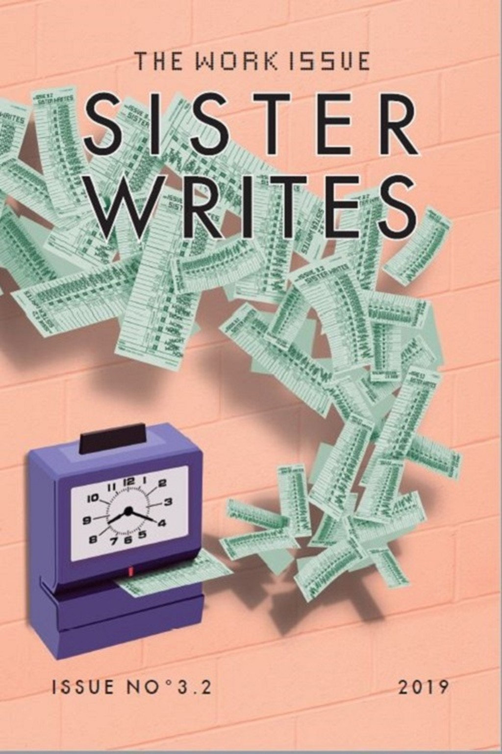 Cover of Sister Writes magazine