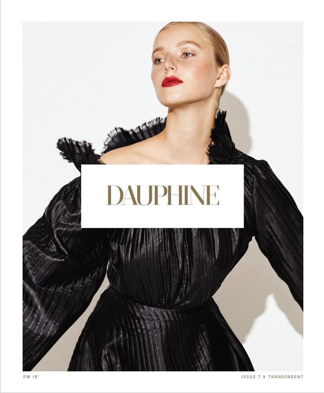 Cover of Dauphine magazine