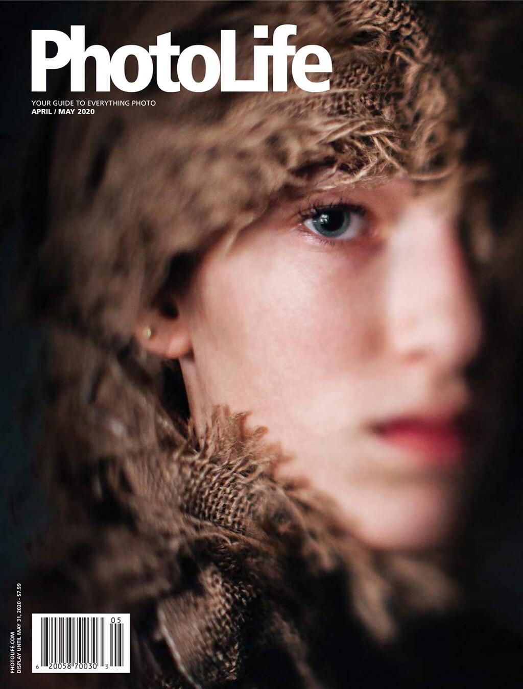 Cover of Photo Life magazine