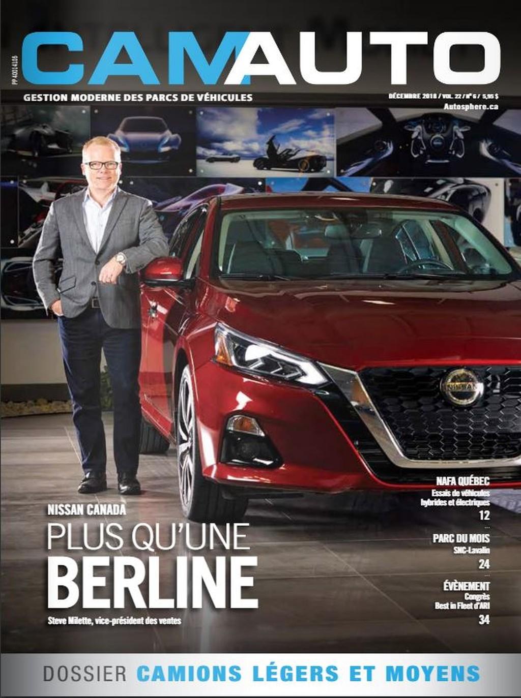 Cover of Camauto magazine